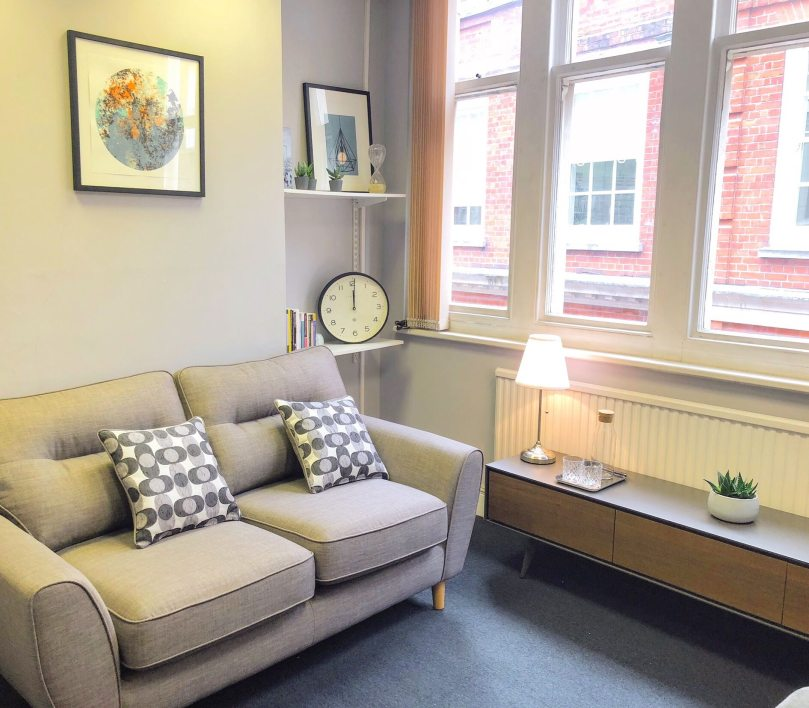 Therapy room for rent in City of London